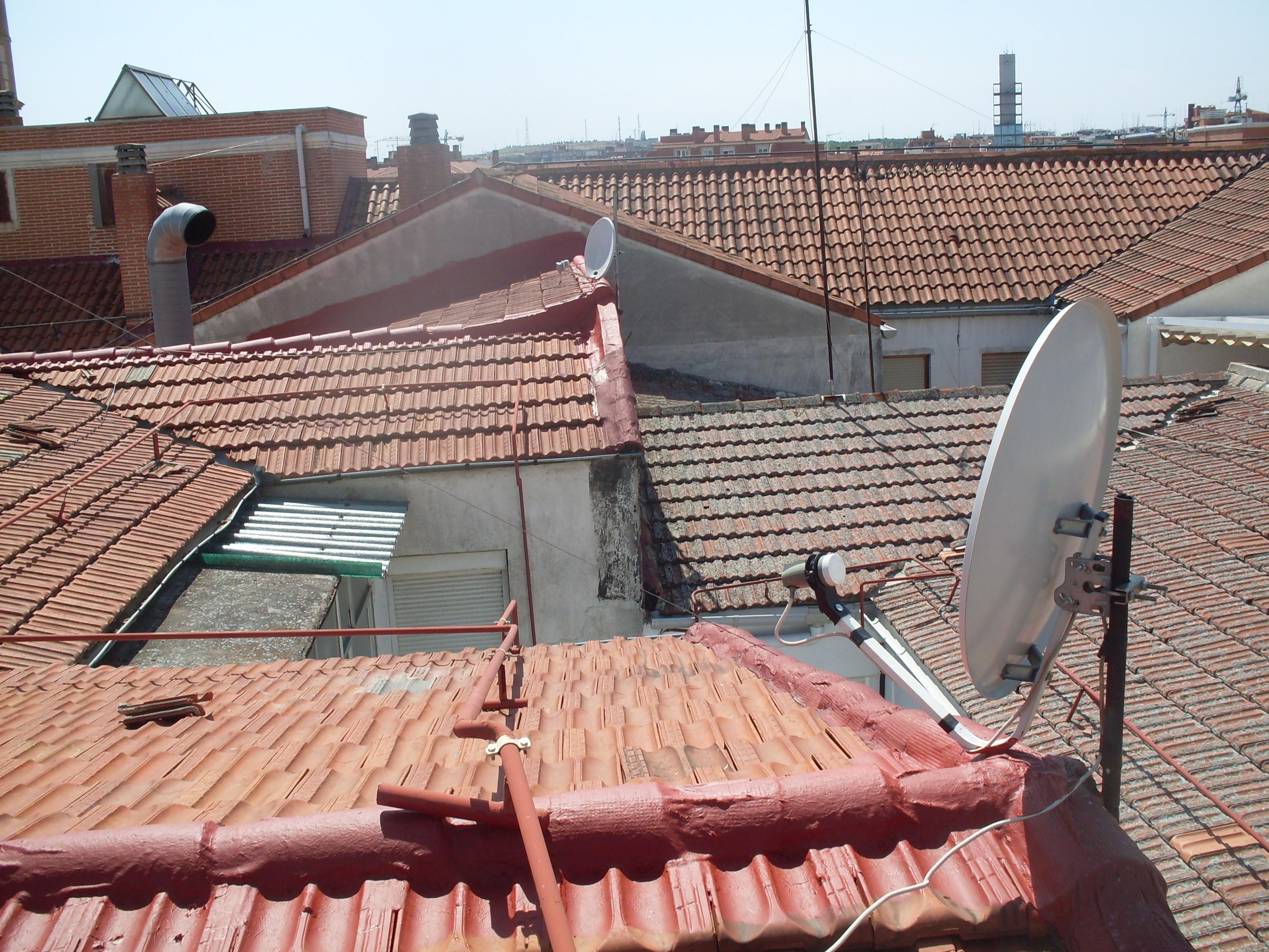Rehabilitacion cubiertas y tejados madrid impermeabilizacion madrid monocapa revocos - Tejados y cubiertas ...
